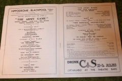 Army Game Theatre Programme (3)