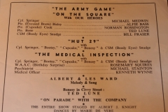 Army Game Theatre Programme (5)