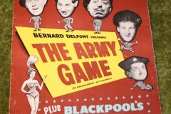 Army Game Theatre Programme (1)