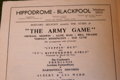 Army Game Theatre Programme (4)