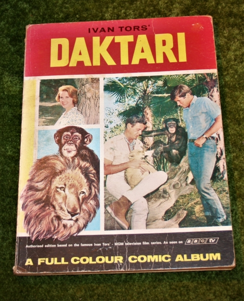 Daktari all colour comic (4)