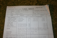 Department s Call sheet (3)