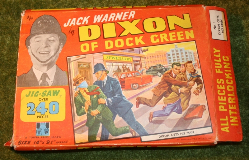 Dixon of dock green jigsaw (3)