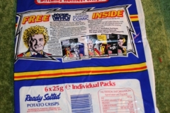Doctor Who Crisps (10)
