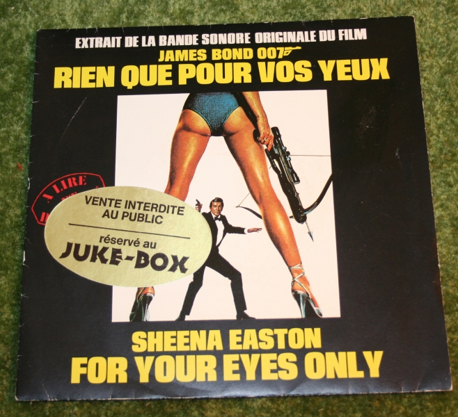 For Your eyes only French Single (4)
