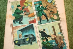 Green Hornet Whitman Jigsaw Puzzle set (1)