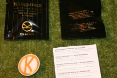Kingsman badges Odeon Cinemas (6)