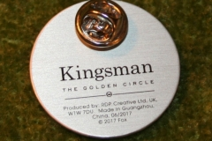 Kingsman badges Odeon Cinemas (7)