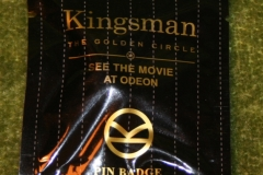 Kingsman badges Odeon Cinemas (9)