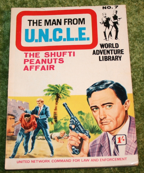 Man from UNCLE Adventure library no7 (1)