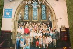 Music from Emmerdale Church
