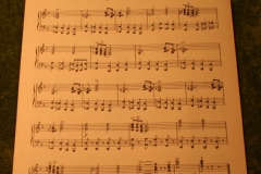 No Hiding Place Sheet music (4)