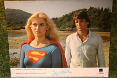 Supergirl Lobby cards (4)