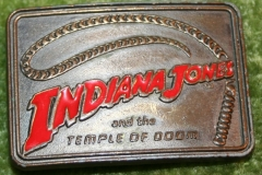 Temple of Doom Belt buckle (1)