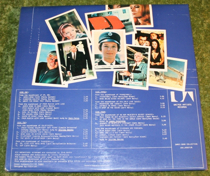 007 10th ann collection double LP (3)
