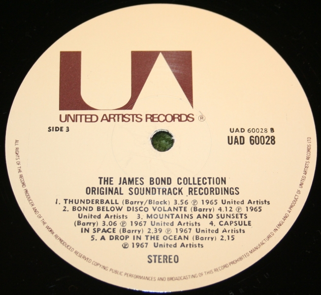 007 10th ann collection double LP