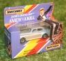 007 A view to a kill Rolls Royce matchbox