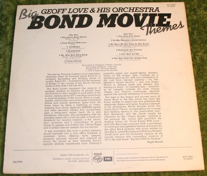 007 big bond themes geoff love Moore sleeve (3)
