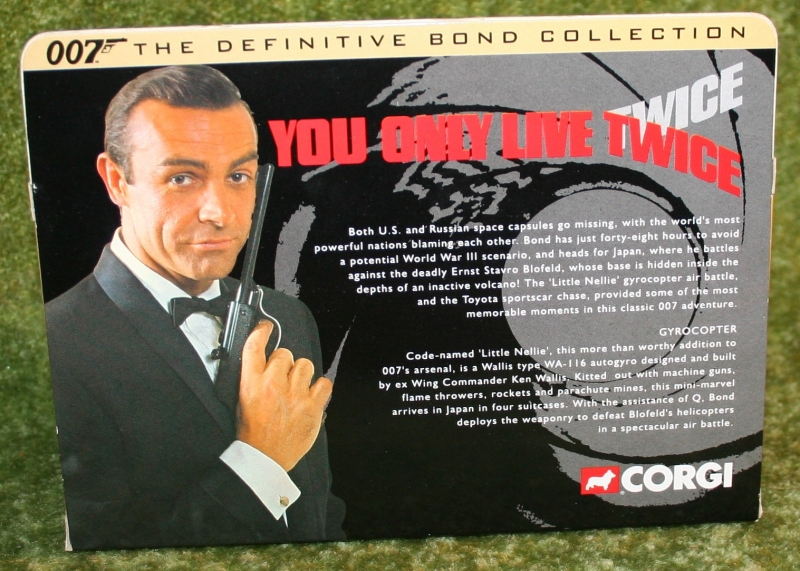 007 YOLT little Nellie Corgi large (3)