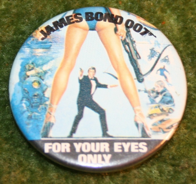 007 FYEO Badge