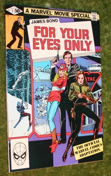 007 fyeo comic marvel