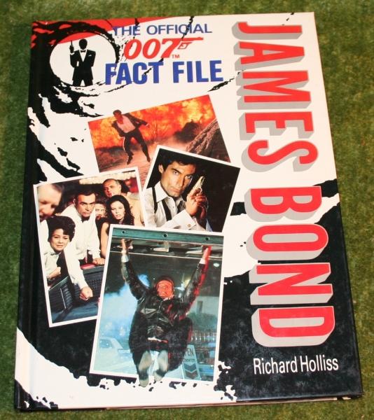 007 james bond fact file
