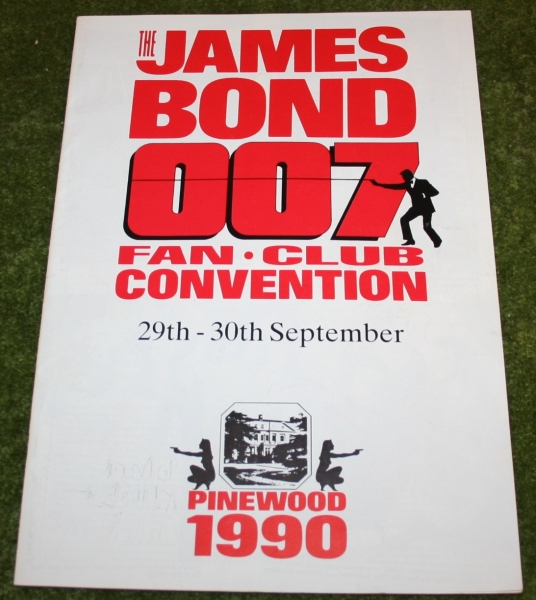 James bond fan club bondage