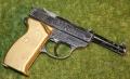 007 lone star black gun