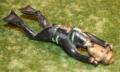 007 Lone Star Thunderball frogmen figures (4)