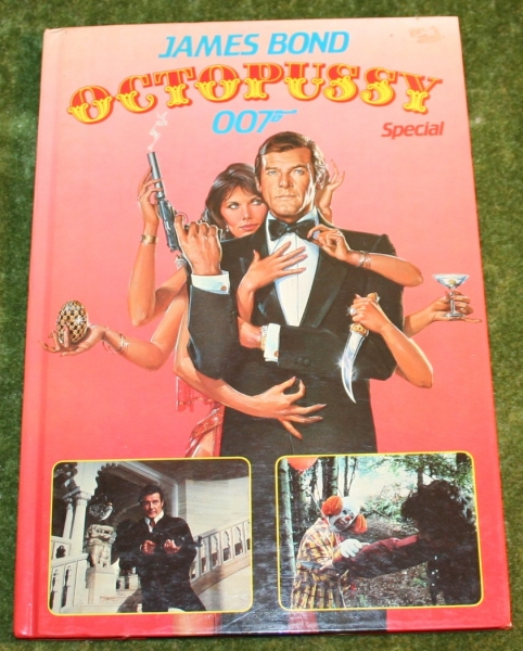 007 octopussy annual