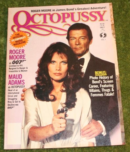 007 octopussy starlog booklet