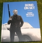 007 Bond on Set SKYFALL