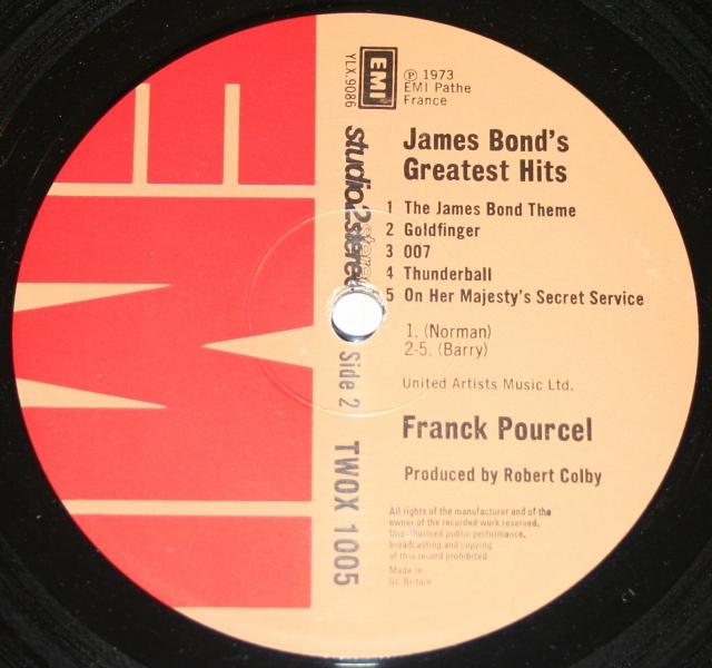 007 Pourcel Studio 2 Bond Greatest (5)