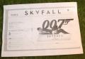 007 skyfall standie instructions