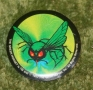 1993 green hornet badge