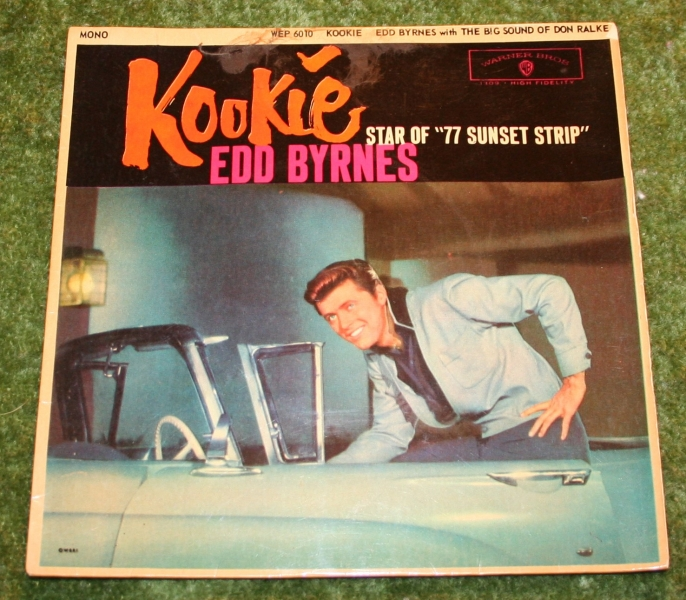 Impossible. kookie 77 sunset strip album what