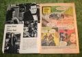 Steed Peel comic Photographs (2)