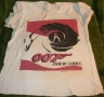 007 a view to a kill t shirt