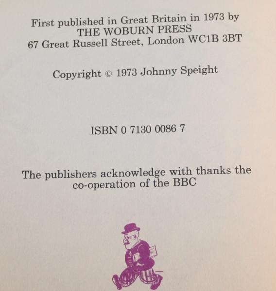 Alf Garnet scripts book (3)