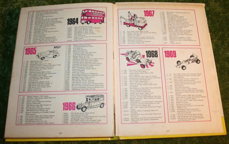 All about cars Corgi toys annual (10)