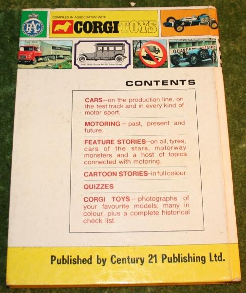 All about cars Corgi toys annual (11)