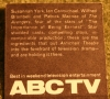 Armchair Theatre matchbook