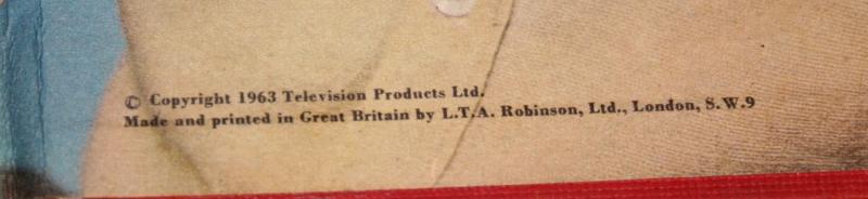 ATV Television show book (c) 1963 (2)