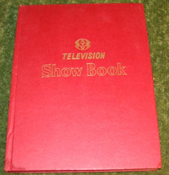 ATV Television show book (c) 1963