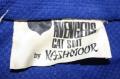 Avengers Emma Peel Catsuit Blue (10)