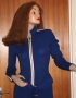 Avengers Emma Peel Catsuit Blue (2)
