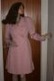 Avengers Movie Emma Peel Pink Suit Jacket and skirt (6)