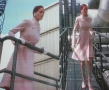 Avengers Movie Emma Peel Pink Suit Jacket and skirt (9)