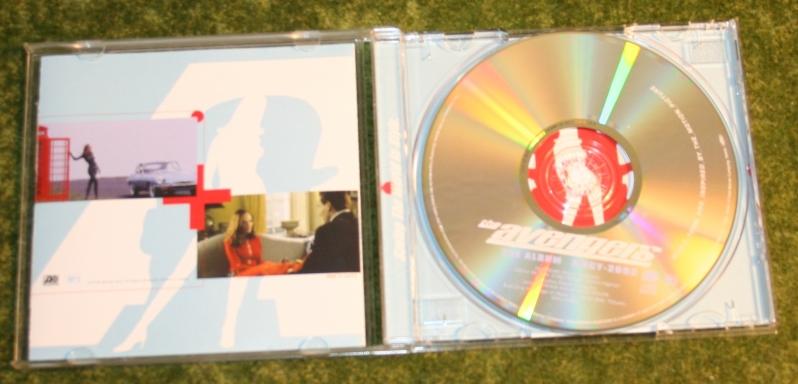 Avengers movie CD Album (3)