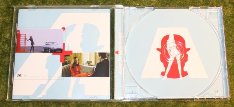 Avengers movie CD Album (4)